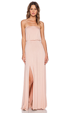 Clayton Louise Dress in Blush