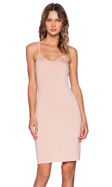Clayton Zoe Dress in Blush