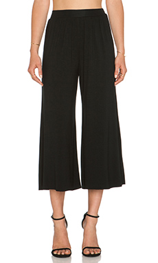 Clayton Vivian Pant in Black