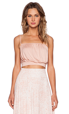 Clayton Lindsey Top in Blush