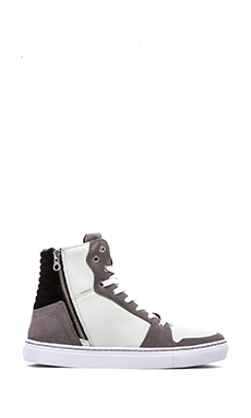 Creative Recreation Adonis in White & Grey