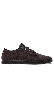 Creative Recreation Vito Lo in Brick Black