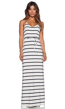 Chaser Maxi Dress in Striped
