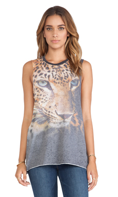 Chaser Jaguar Ombre Tank in Multi
