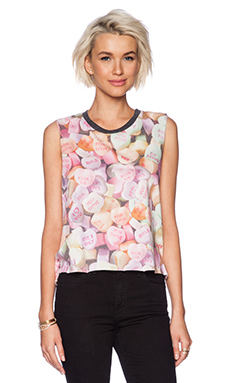 Chaser Sweet Hearts Tank in Sub