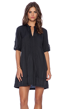 CP SHADES Regina Tunic Dress in Black