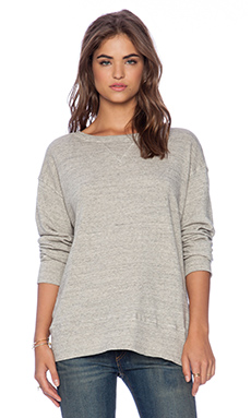 CP SHADES Pam Sweatshirt in Heather Grey