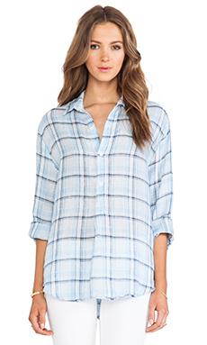 CP SHADES Tennessee Plaid Shirt in Blue