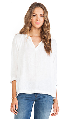CP SHADES Katie Top in White