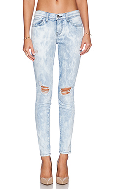 Current/Elliott The Ankle Skinny in City Bleach Destroy