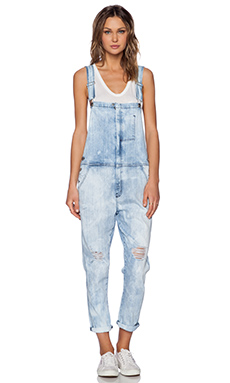 Current/Elliott The Ranchhand Overall in City Bleach Destory