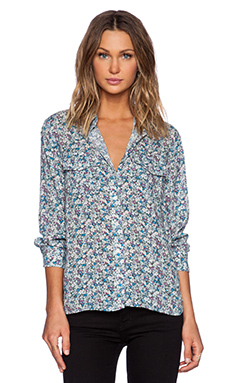 Current/Elliott The Perfect Shirt in Sophia Floral