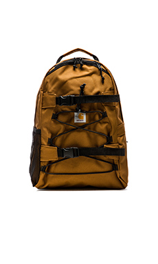 Carhartt WIP Kickflip Backpack in Hamilton Brown
