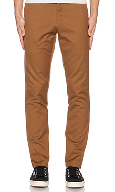 Carhartt WIP Sid Pant in Hamilton Brown