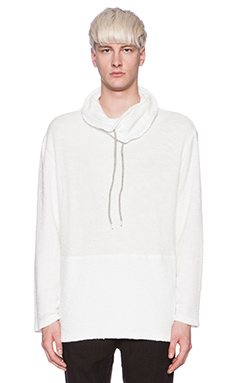CWST Harbor Hoodie in White
