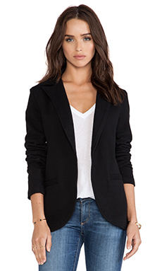 Daftbird Blazer in Black