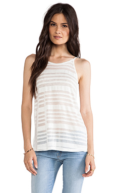 Dakota Collective Cher Tank in White
