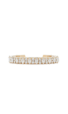 DANNIJO Alla Bracelet in Gold & Crystal