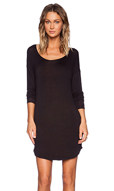 DAYDREAMER Isabel Dress in Black