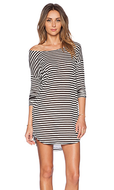 DAYDREAMER Isabel Dress in Stripe