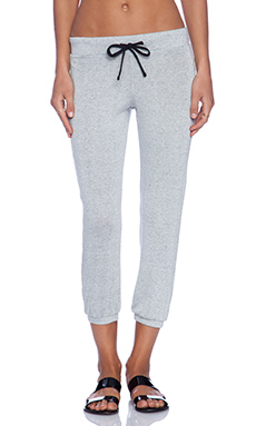 DAYDREAMER Julie Sweatpant in Grey