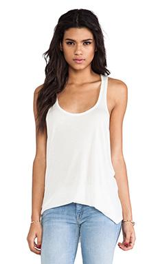 DAYDREAMER The Joni Tank in Cream