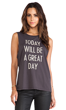 TIMELESS GREAT DAY MUSCLE TANK