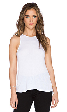 DAYDREAMER Fashion Tank in White