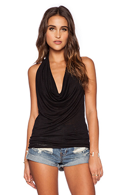 Deby Debo Nantes Tank in Black