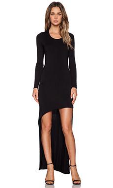 De Lacy Nancy Maxi Dress in Black