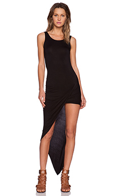 De Lacy Dawn Dress in Black