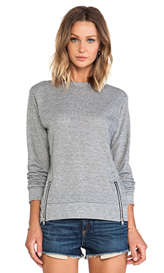 DeLacy Jason Sweatshirt in Grey