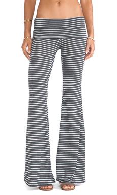 DeLacy Austri Pant in Grey & White