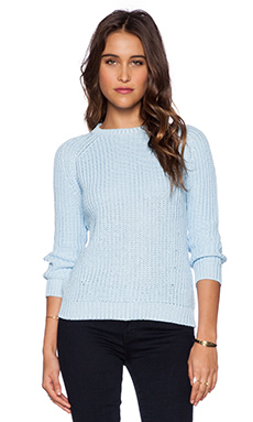 DemyLee Nao Pullover in Blue Ice