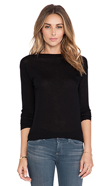DemyLee Fannie Sweater in Black