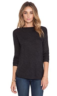 DemyLee Fannie Sweater in Charcoal