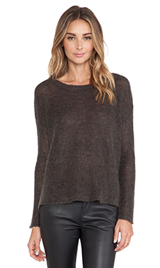 DemyLee Sydney Sweater in Dark Olive