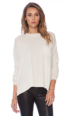 DemyLee Bennie Sweater in White