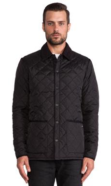 Deus Ex Machina Seville Jacket in Black