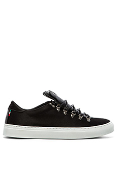 Diemme Marostica Low Duchesse Seta 8 Capi in Black