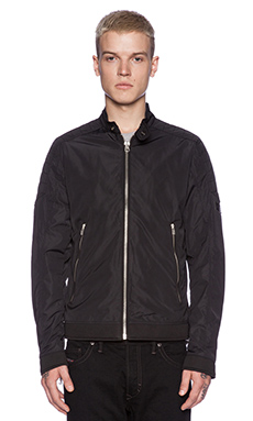 Diesel Eiko Jacket in Black