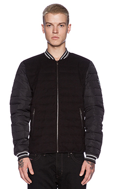 Diesel Photioso Jacket in Black