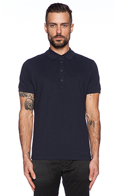 Diesel Alfred Polo in Navy