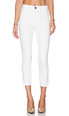 DL1961 Bardot High Rise Crop Skinny in Lenox