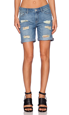 DL1961 Corie Boyfriend Short in Terra