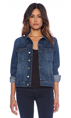 DL1961 Maddox Denim Jacket in Envy