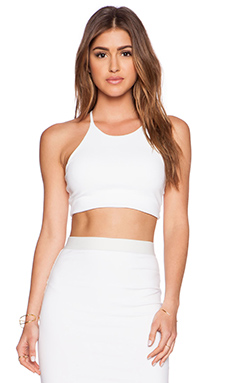 David Lerner Abbie Bralette in Soft White