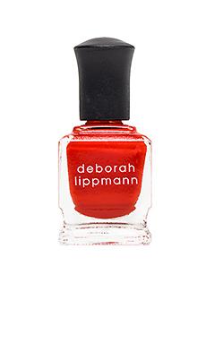 Deborah Lippmann Nail Lacquer in Dont Stop Believing