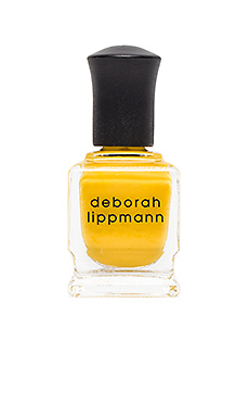 Deborah Lippmann Nail Lacquer in Walking On Sunshine