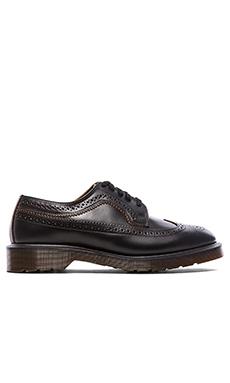 Dr. Martens Brogue Shoe in Black